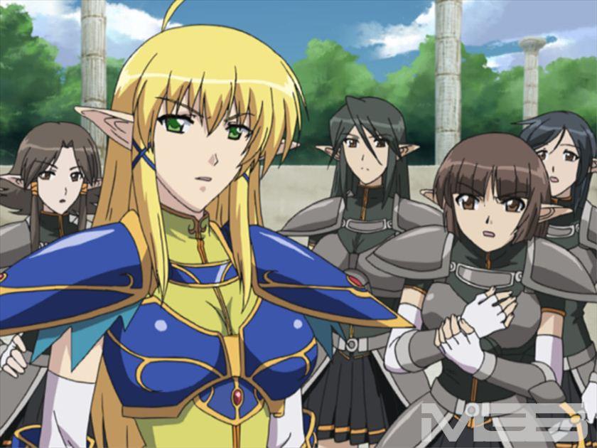 姫騎士アンジェリカ 第1夜 復讐されるプリンセス【二次元】のエロ画像トップ