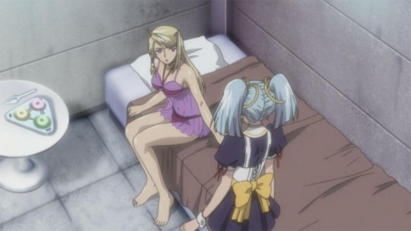 装甲騎女イリス Vol.02 娼館の女戦士【二次元】のエロ画像トップ