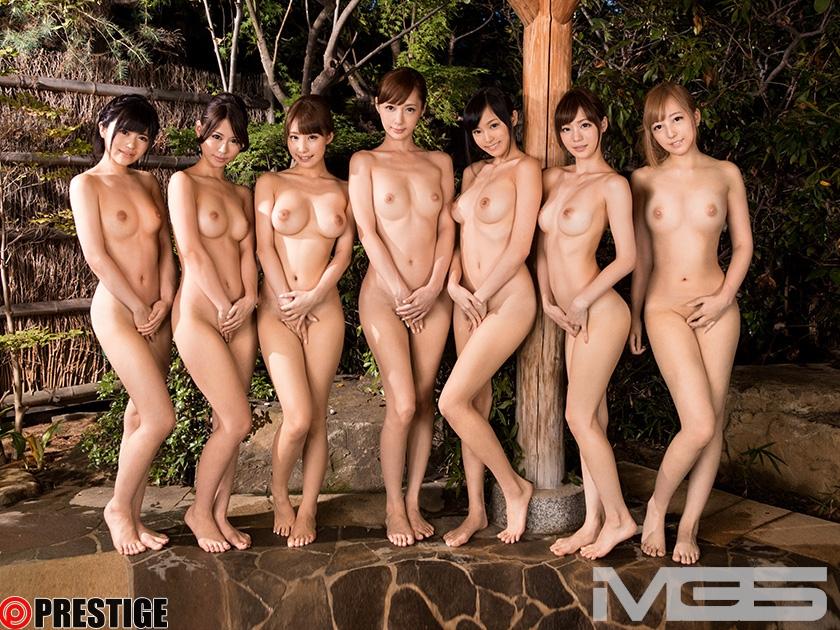 (あやみ旬果 井川鈴乃 渋谷美希 西野セイナ 冬月かえで 柚月あい 鈴村あいり) おもてなしツーリスト☆☆行く先々のりょこう先で7人のえろえろ女優がセックスなサービスしまくりでしたwwww