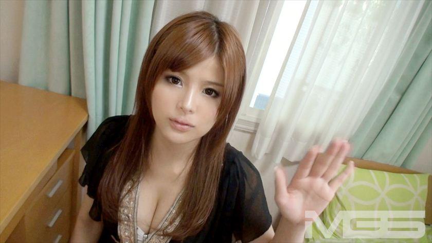 MGS動画:「素人AV体験撮影434」 あかり 23歳 美容部員
