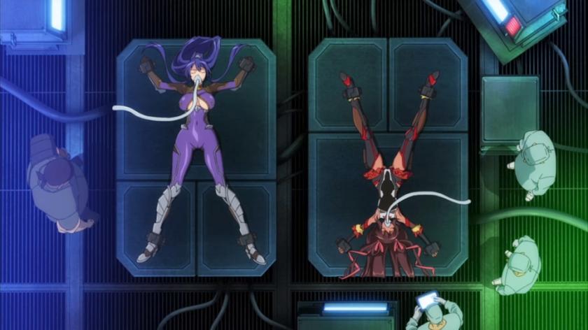 対魔忍ユキカゼ #02 凜子陥落【二次元】のエロ画像トップ