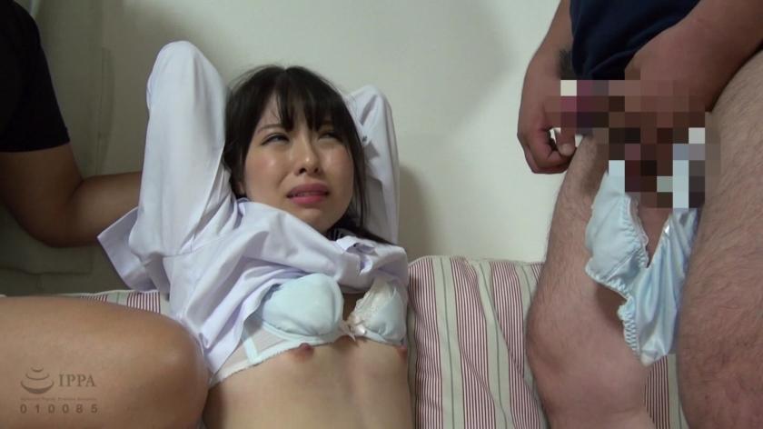女子●生尾行押し込みレイプ あべみかこ 栄川乃亜 あおいれな の画像4