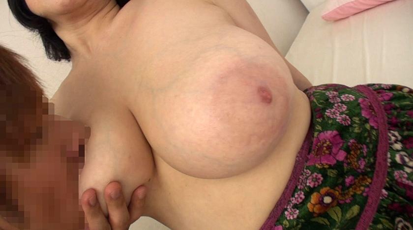 奇跡の五十路熟女 Hカップ 上島美都子 53歳 磯崎真樹 益田千佳子 の画像11