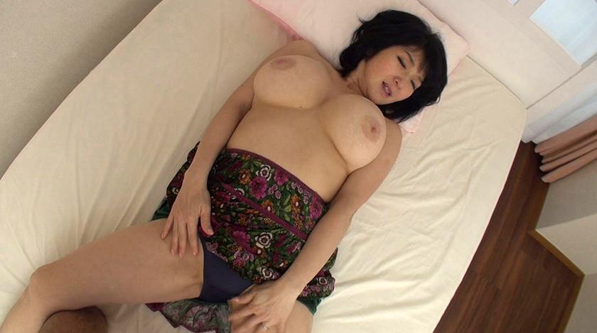 奇跡の五十路熟女 Hカップ 上島美都子 53歳 磯崎真樹 益田千佳子 の画像10