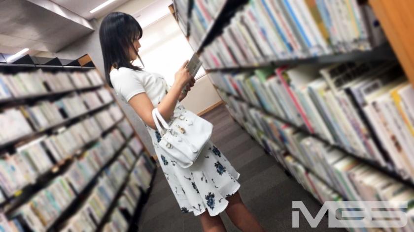 図書館ナンパ 01 in 千駄ヶ谷