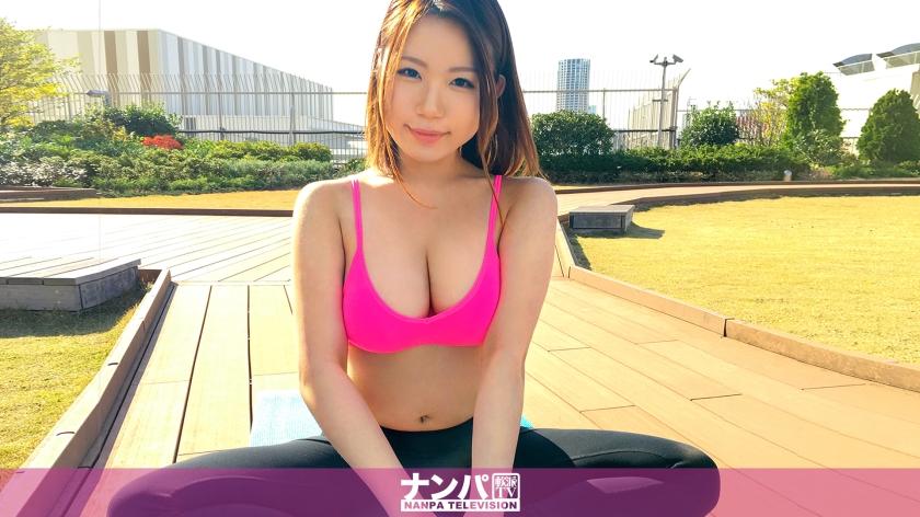 ヨガナンパ 03 in 恵比寿