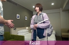 マジ軟派、初撮。 1297 新宿で見つけた介護士さんは「撮られるのは好きです♪」ではでは、ベットの上で撮影開始!?パイパンボディがカメラの前で乱れまくり!!すいません…激しすぎてフレームアウト連発ですwww 紗奈 23歳 介護士 200GANA-2024画像