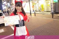 ハロウィンムードの渋谷で可愛いお姫様を発見!!狼が彼女を襲う!まんざらではお姫様は快楽で喘ぎに喘ぐ!パイパンお姫様に狼オ●ン●ンがパッピーハロウィン!? りか 20歳 看護学生 200GANA-2191画像