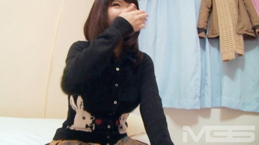 【のん 20歳 専門学校生】素人AV体験撮影769