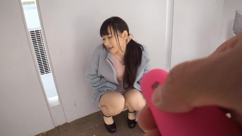 初めての羞恥体験撮影 02