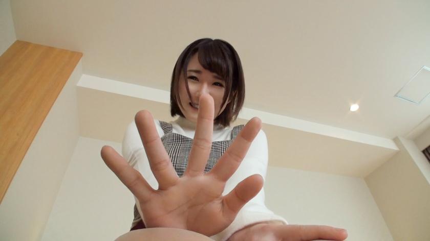 SIRO-3318 応募素人、初AV撮影 09 まりん 18歳 大学生