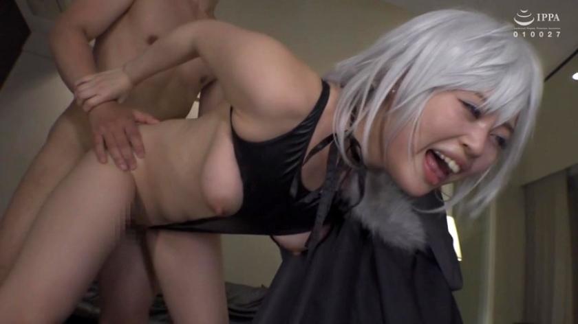 【オフパコ映像】 アイドル級にカワイイ上に爆乳Gカップ!!飲むとエッチな気分になっちゃうビッチレイヤー:あやか15