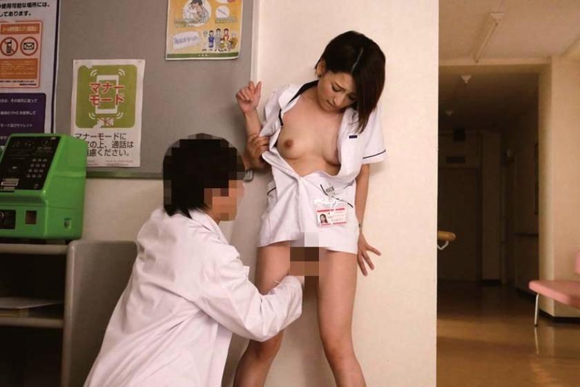 膣奥が好きです・・・。何度も何度も突かれて中イキ連続絶頂する看護師 紗々原ゆり の画像1
