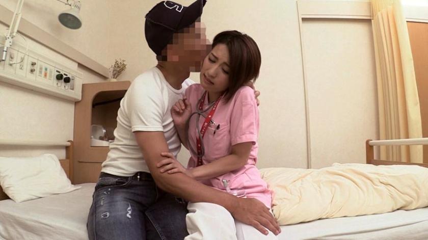 膣奥が好きです・・・。何度も何度も突かれて中イキ連続絶頂する看護師 紗々原ゆり の画像17