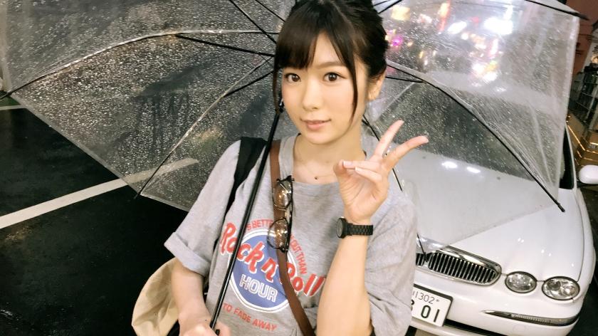 【超SSSアイドル級】白石◯衣似の女子大生がまさかのAV初撮影!びくびく体を揺らす感度の良さ最高です