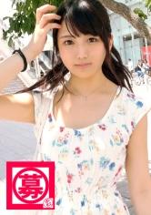 3位 - 【アイドル級】22歳【強烈可愛い】しおりちゃん参上!パチンコ店に勤める彼女の応募理由は『AVよく見て...
