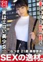 如月夏希 - 募集ちゃん 411 - なつき 21歳 美容部員