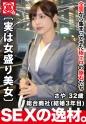 谷花紗耶 - 募集ちゃん 418 - さや 32歳 総合商社(結婚3年目)