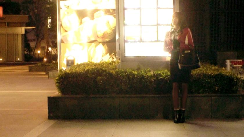 【超美ボディ】23歳【驚きの事実】みやびちゃん参上!普段は美容部員をしている彼女の応募理由は『見られたい願望が強くて…』刺激的な洋服から伝わる露出!実は経験人数1人の激ウブ美女!【Hカップのスレンダー巨乳】美ボディ見られて大興奮で連続ガチイキする変態美女のSEX絶対に見逃すな!-エロ画像-1枚目