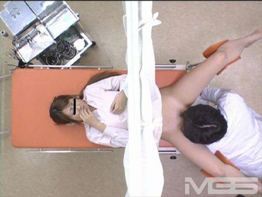 「産婦人科医とグルになって妊娠検査に彼氏と一緒に来た(女子校生、女子大生、美淑女)の股間をオカズにせんずりさせてもらい発射する時にこっそり中出ししてヤる」 VOL.2 の画像6