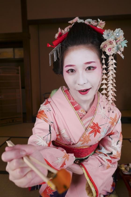 【VR】舞妓体験VR