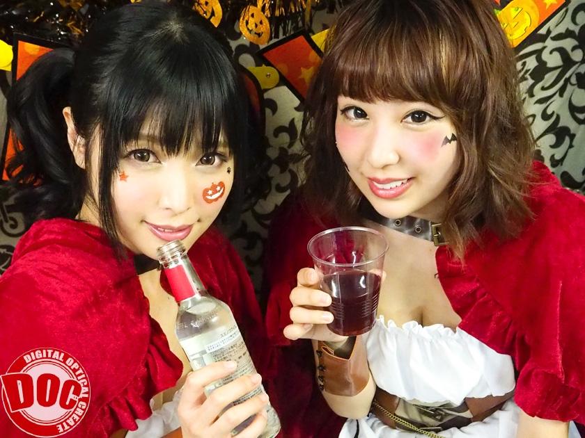 ハロウィンナンパ2016in渋谷 〜浮かれたシロウト娘大収穫祭〜