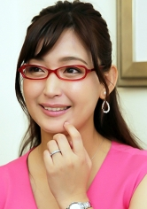 塔子さん38歳眼鏡がお似合いの奥さま【セレブ奥さま】