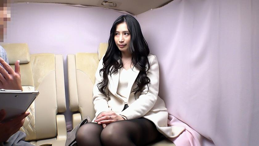 カノンさん 32歳 元モデルの黒髪美人 【セレブ奥さま】[サムネイム01]