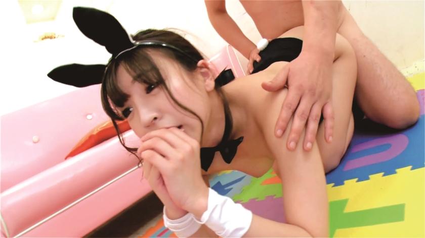 【神コス美少女】お色気ムンムンバニーガールと極上中出しSEX! 佐々波綾 の画像3