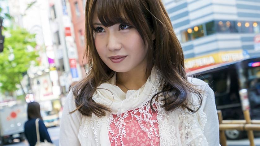 マナミちゃん「だっちゅう〜の」でおじさんと3Pで中出し!渋谷でナンパしたショップ店員は潮吹き洪水警報!