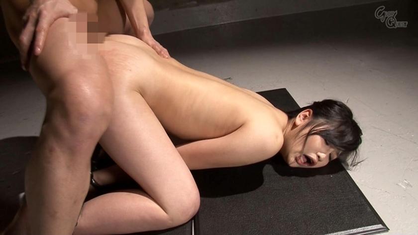 Anal Device Bondage 6 鉄拘束アナル拷問 小野寺梨紗のサンプル画像11