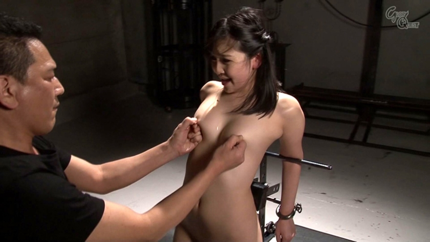 Anal Device Bondage 6 鉄拘束アナル拷問 小野寺梨紗のサンプル画像7