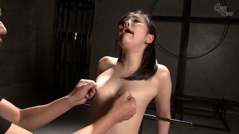 Anal Device Bondage 6 鉄拘束アナル拷問 小野寺梨紗のサンプル画像9