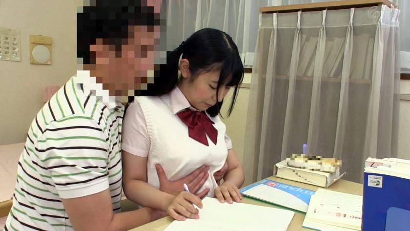 家庭教師が巨乳受験生にした事の全記録 梨杏なつのサンプル画像11
