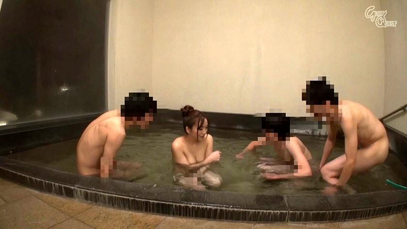 憧れの爆乳先生と行く!!一泊二日のわくわく温泉修学旅行 鈴木真夕のサンプル画像8