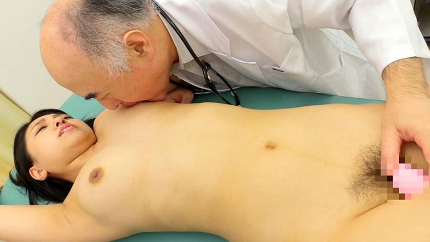 町医者老人の顔舐め中出し変態カルテ ひなた澪のサンプル画像14