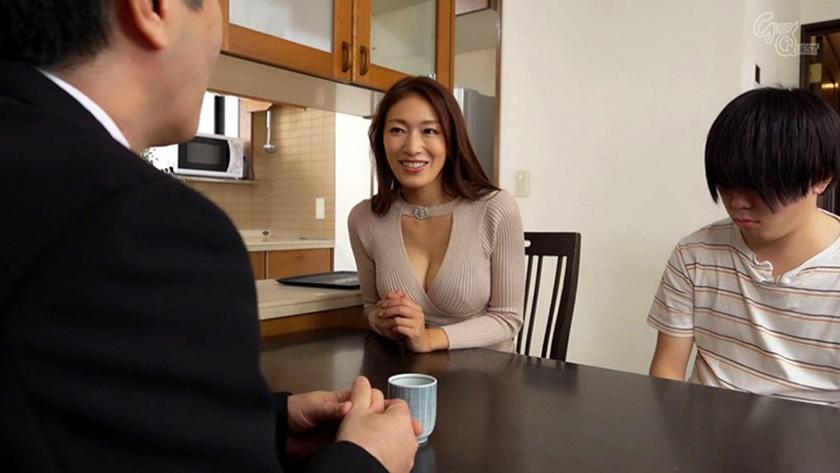 小早川怜子,お母さん,ドラマ,中出し,巨乳,童貞,美熟女,近親相姦