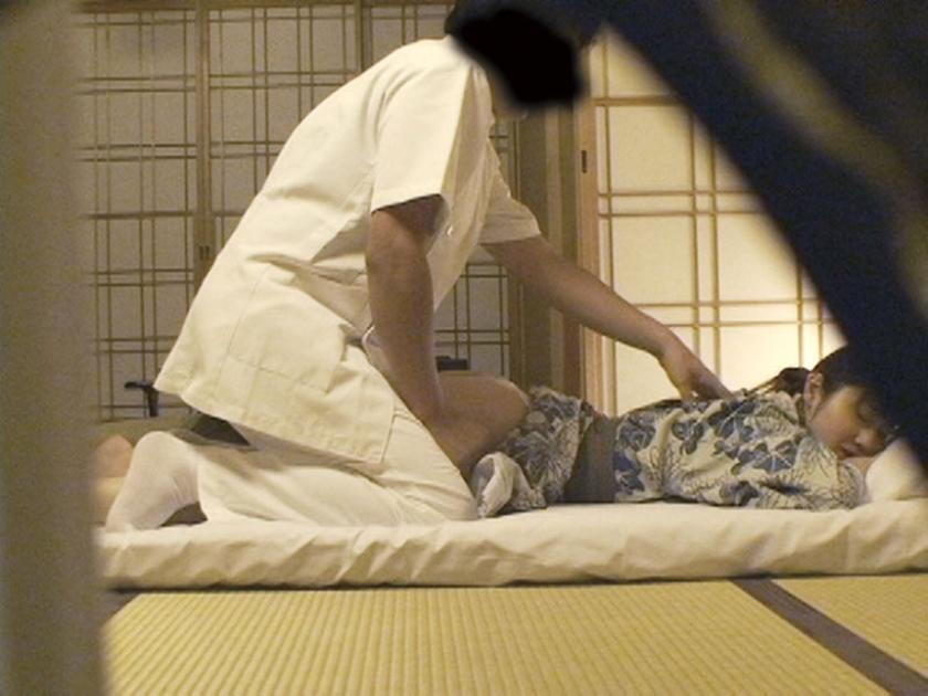 温泉旅館 猥褻整体治療盗撮投稿 【八】