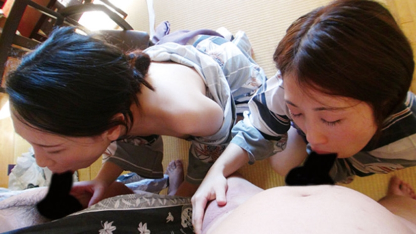 人妻不倫旅行×人妻湯恋旅行 collaboration#14 Side.A の画像15