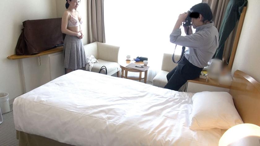 熟女妻面接ハメ撮り [九] の画像20