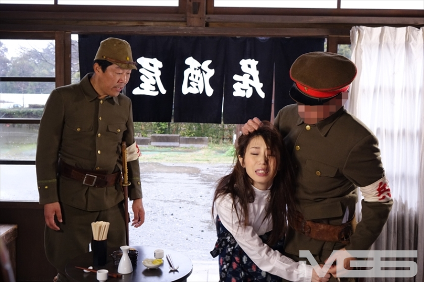 昭和女のエレジー 戦中秘録 人妻を狂わせた憲兵たちの性暴力 1937 篠田あゆみ