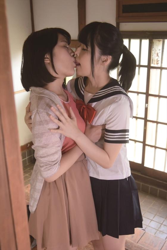 純情姉妹の接吻レズ 虜になった女同士の淫らな秘め事 葉月もえ 山川ゆな の画像7
