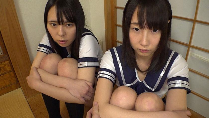 ひよこ女子の6つの穴はどの穴も気持ちいい。少女たちの口・マ○コ・アナルをおじさんの1本のチ○コがいったりきたり。