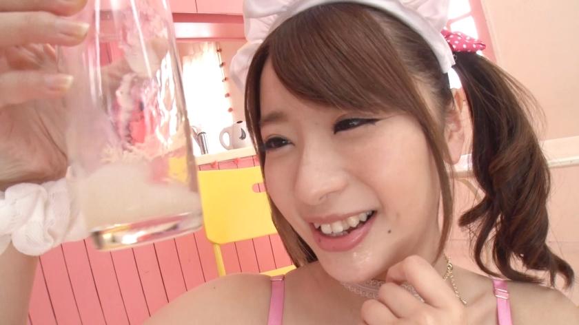 愛しのごっくんアイドル 初美沙希 の画像1