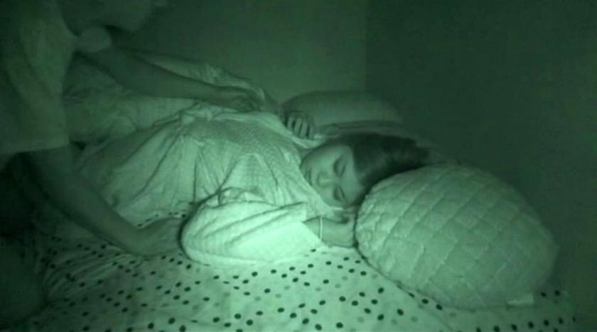 家庭内近親強姦 夜這い映像 の画像5