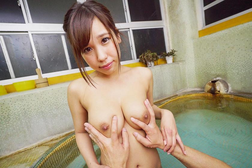 【VR】ゲス不倫温泉旅行 お風呂でセックス 逢沢るる