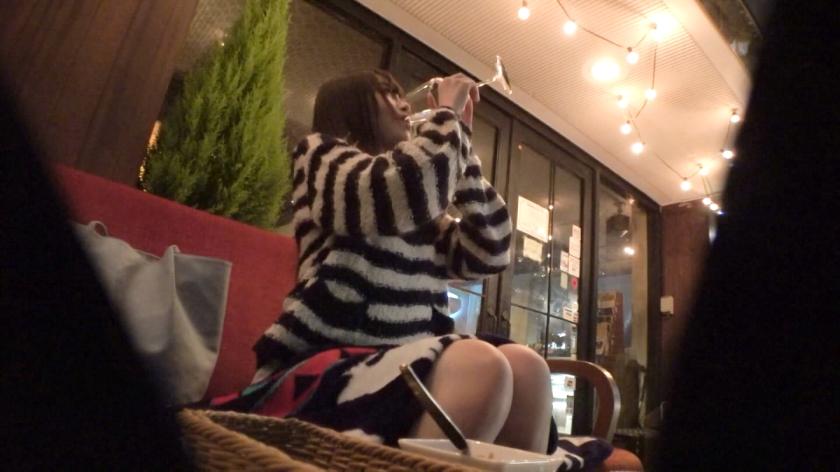 【パパ活潜入・るいちゃん編】パパ活経験浅めの女子大生に無許可中出し!!カメラがバレるハプニング!?高額謝礼謝罪からのがっつり撮影に無許可中出しまで行う金はあるけどゲスなオヤジw-エロ画像-1枚目