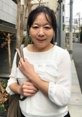 上戸あけみ 58歳 中出し熟女 398KMTU-018画像