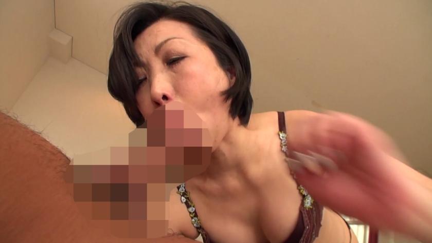 篠沢のりこ 57歳 中出し熟女