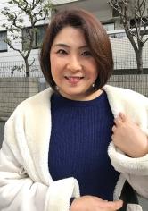 山本よしみ 51歳 中出し熟女 398KMTU-025画像